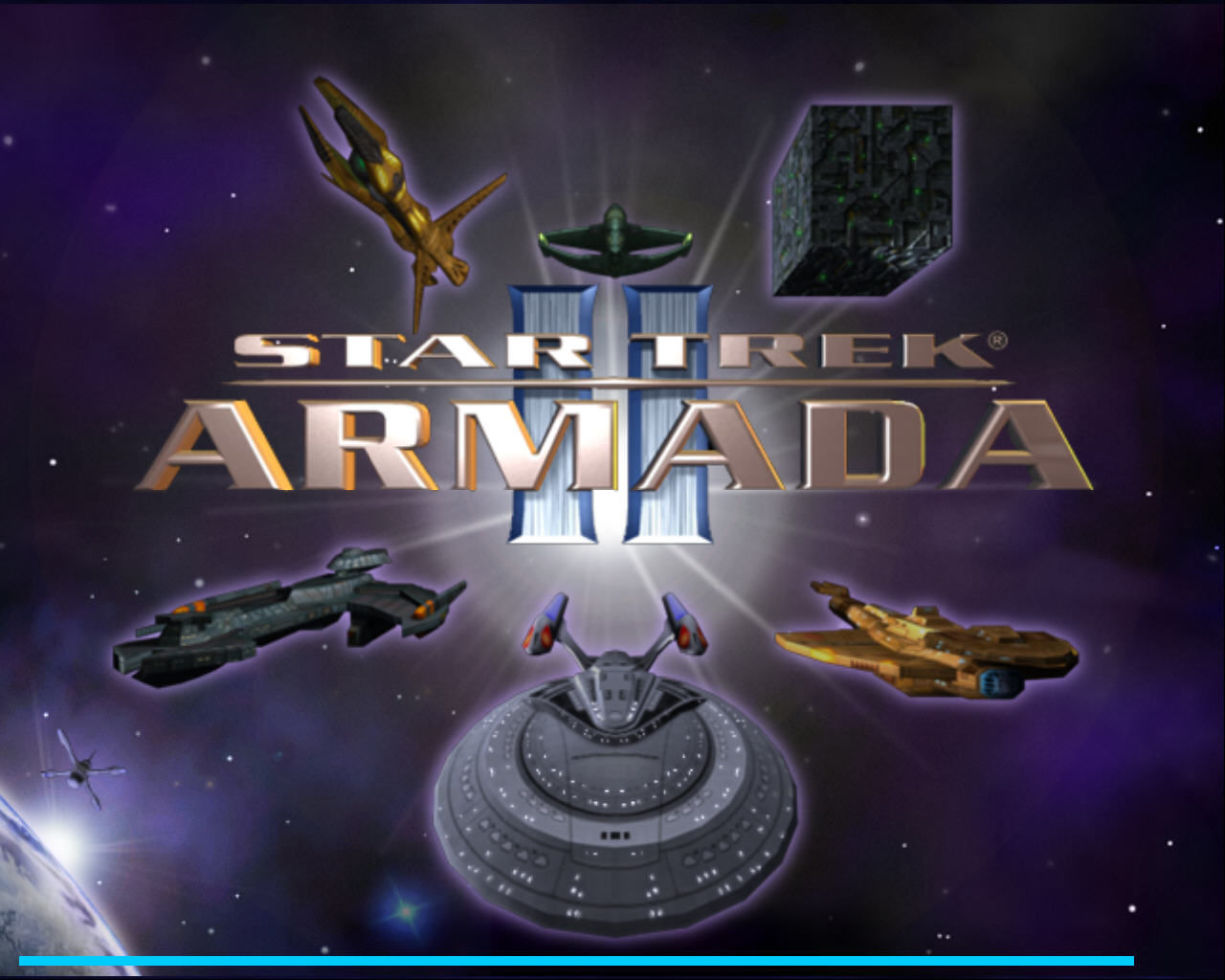 Star Trek: Armada II Windows Loading screen