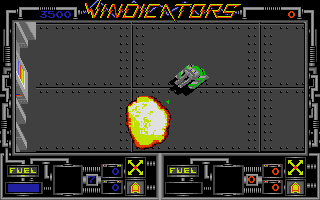Vindicators Atari ST He got me.