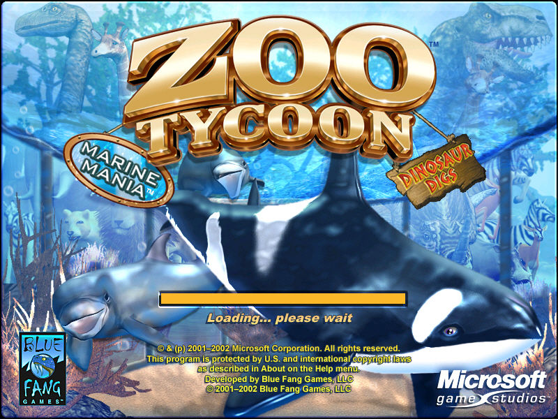 Zoo Tycoon: Complete Collection Screenshots for Windows