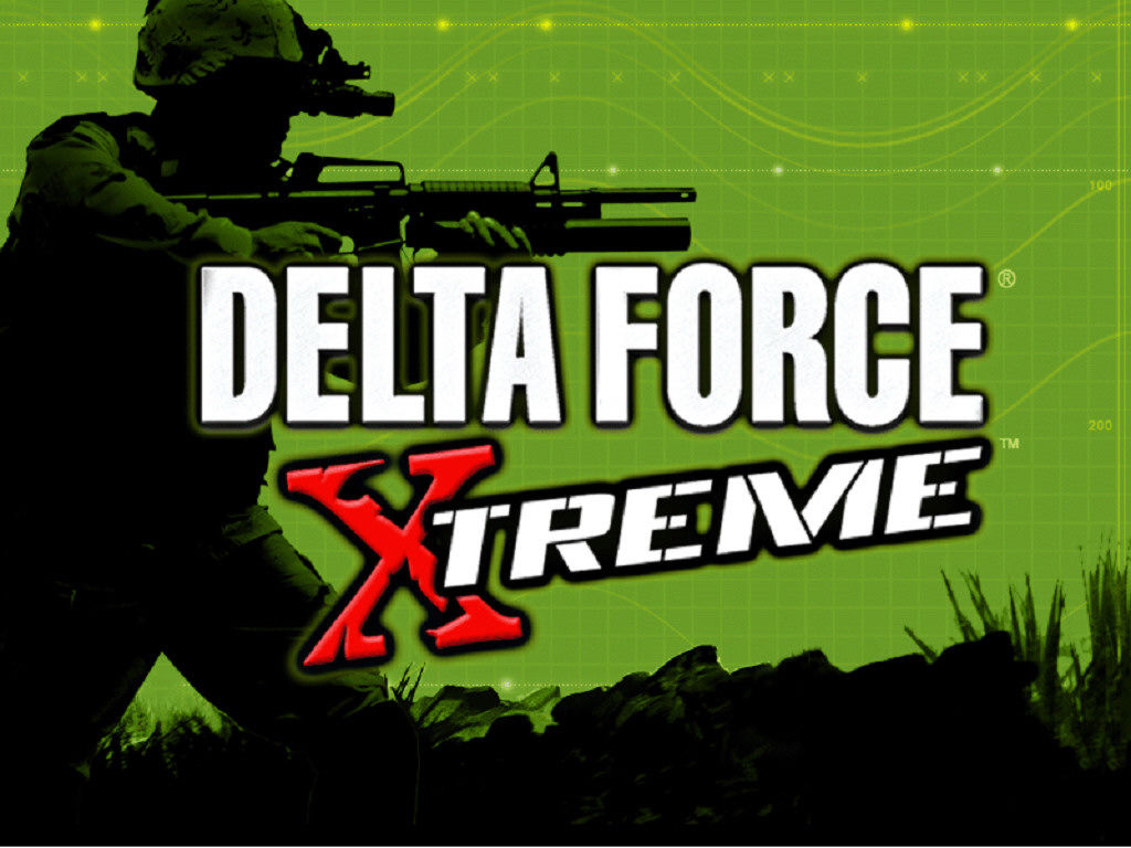 Delta Force: Xtreme Windows Loading screen