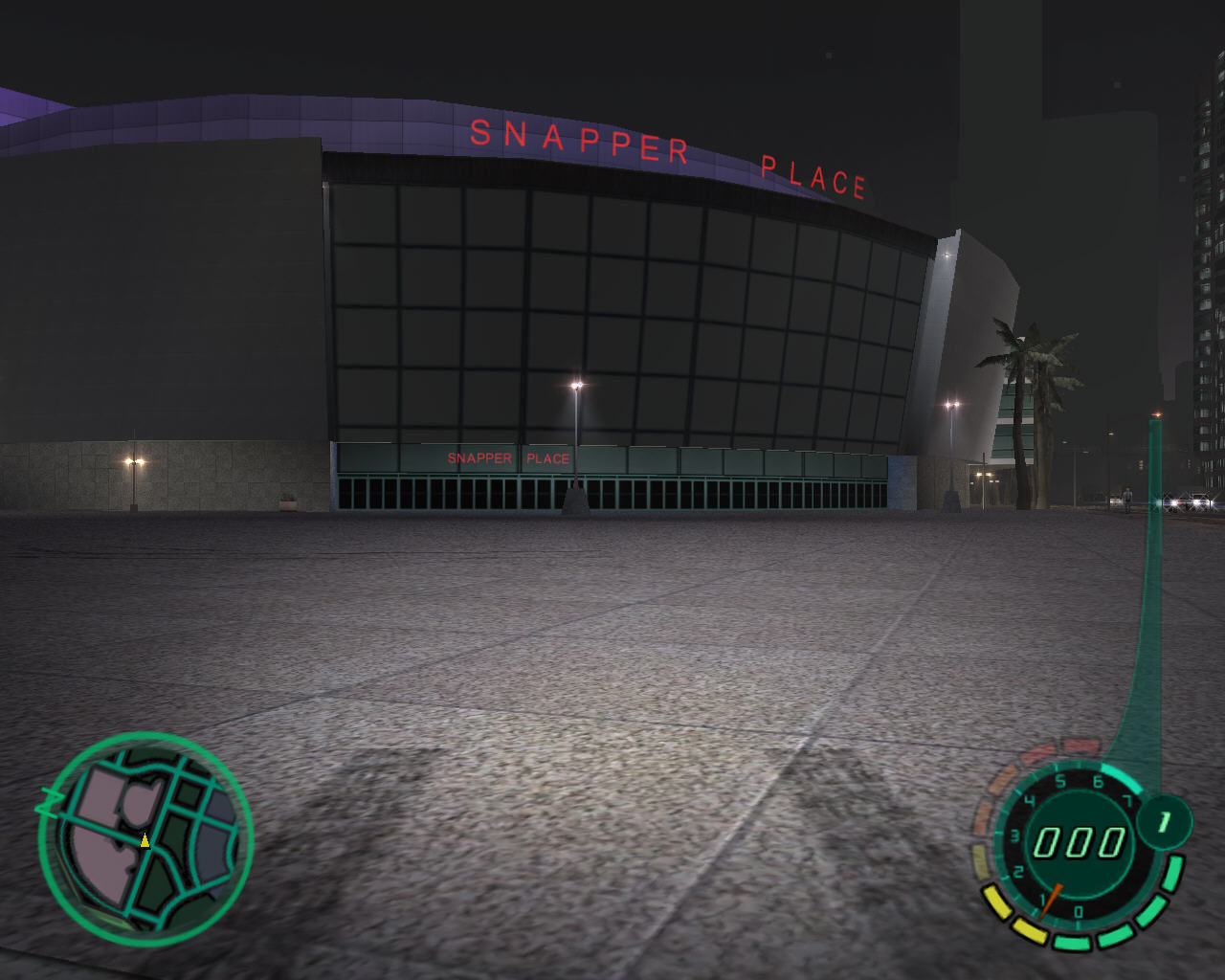 Midnight Club II Windows Snapper Place