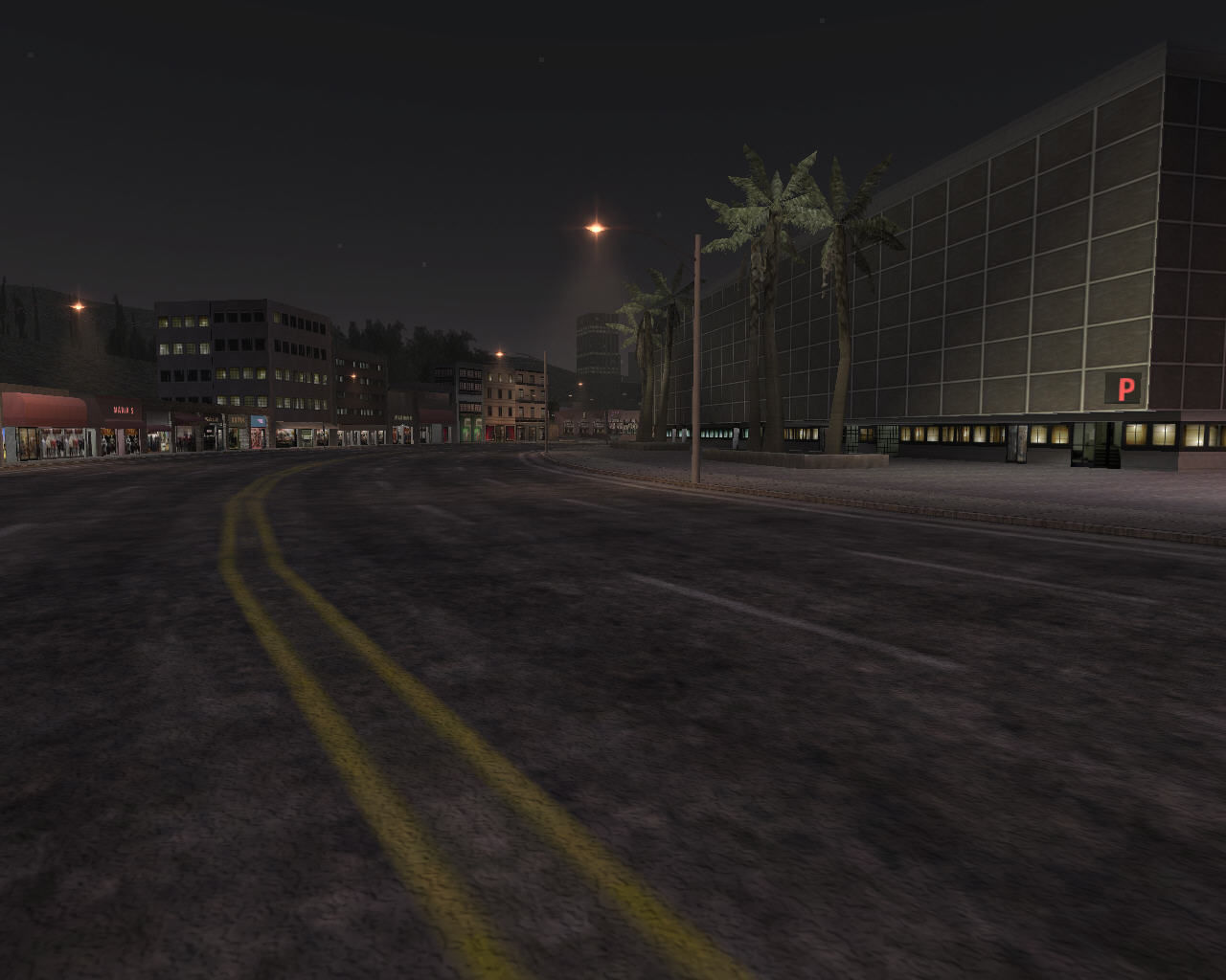Midnight Club II Windows Streets of L.A
