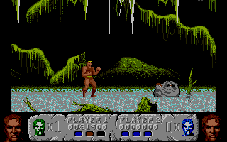Altered Beast Atari ST Level two