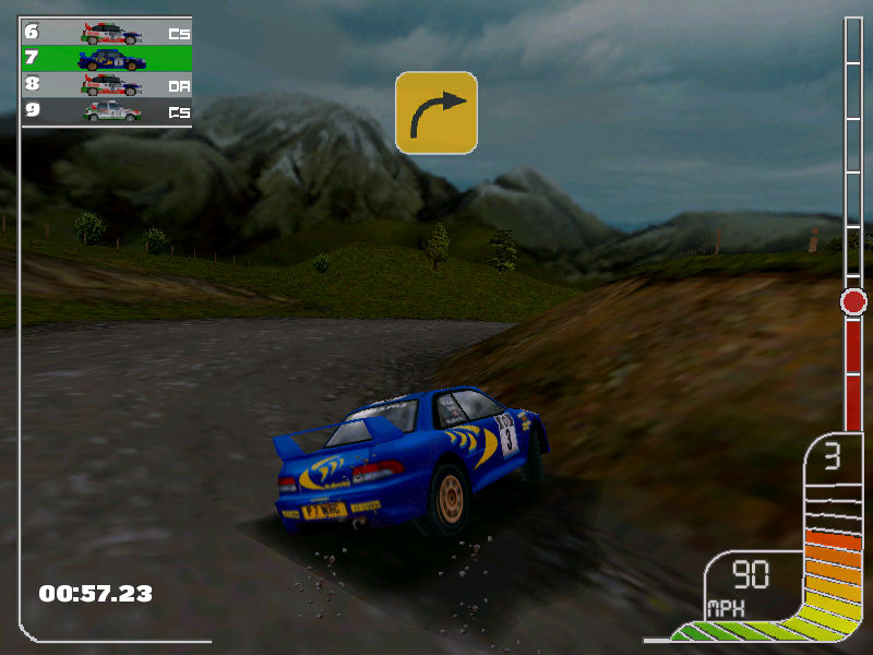 Colin McRae Rally Windows Pleasant times