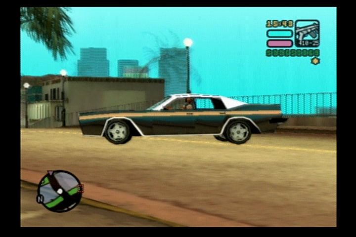 Grand Theft Auto: Vice City Stories PlayStation 2 Ready for a burner.