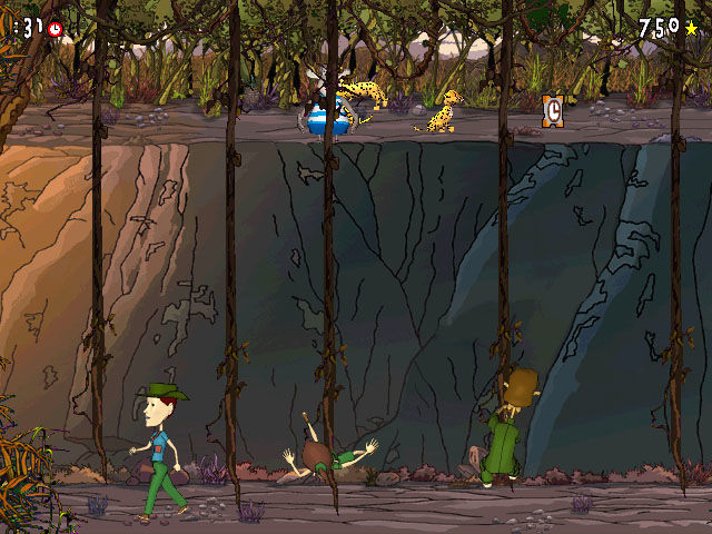 The Wild Thornberrys Movie Screenshots for Windows - MobyGames