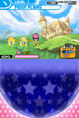 Kirby: Squeak Squad Screenshots for Nintendo DS - MobyGames on koopalings world map, legend of zelda world map, lucas world map, opal world map, stanford world map, minish cap world map, super mario world map, dover world map, eureka world map, resident evil world map, okami world map, langley world map, kobani world map, mushroom kingdom world map, fox world map, fire emblem world map, johnson world map, thera world map, street fighter world map,