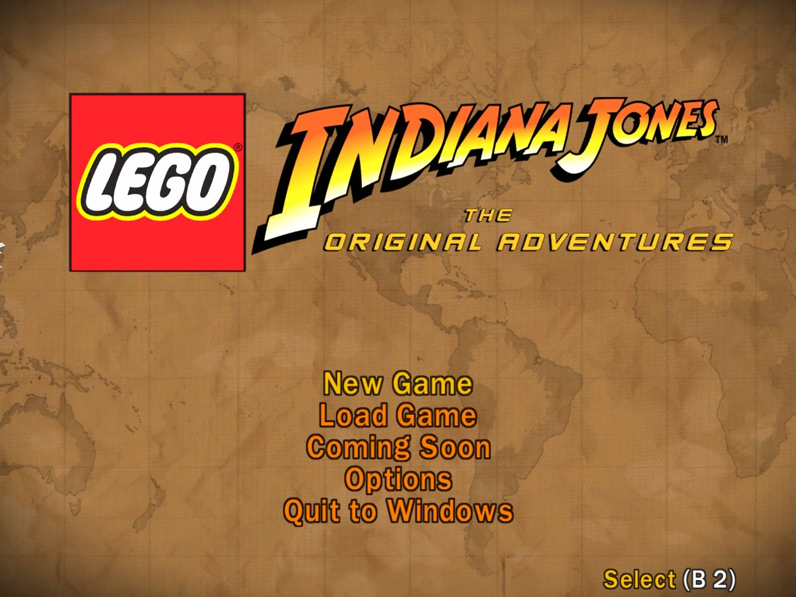 Скачать LEGO Indiana Jones The Original Adventures (RUS/PSP/2008) .
