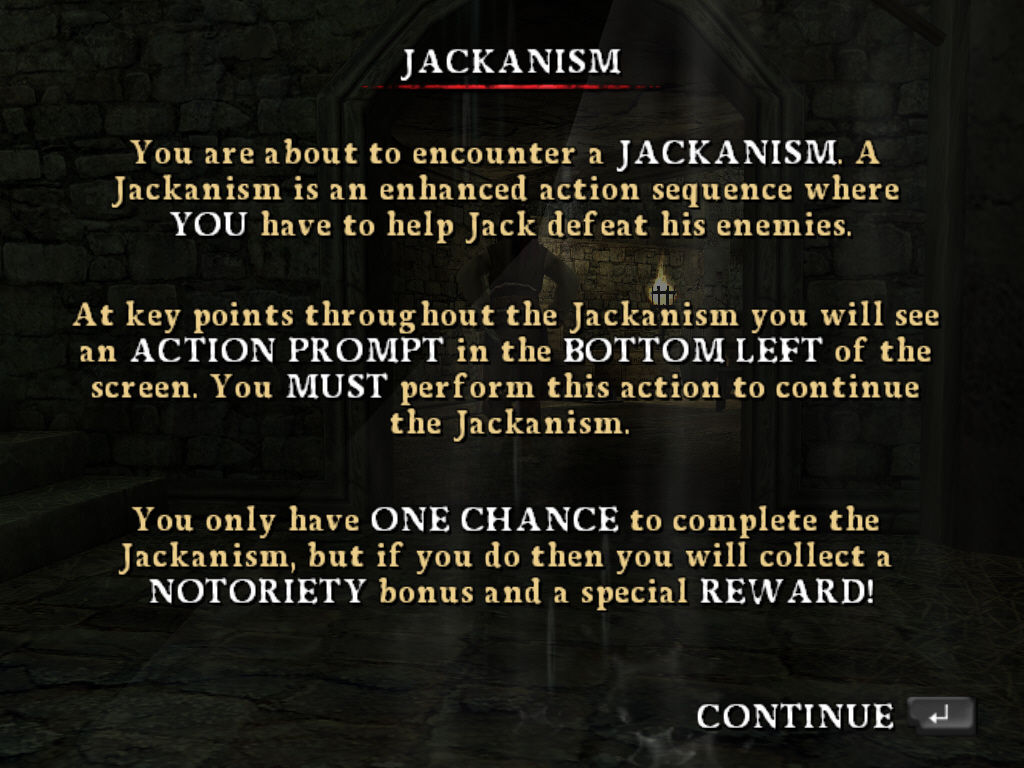 Disney Pirates of the Caribbean: At World's End Windows What is jackanism?