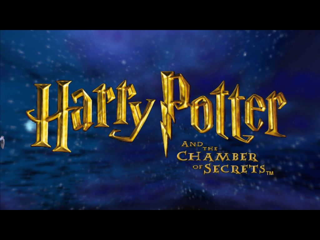 harry potter and the chamber of secrets screenshots for