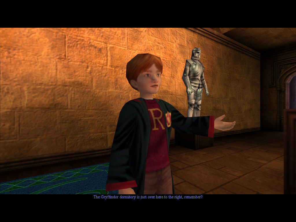 harry potter and the chamber of secrets trivia game instructions