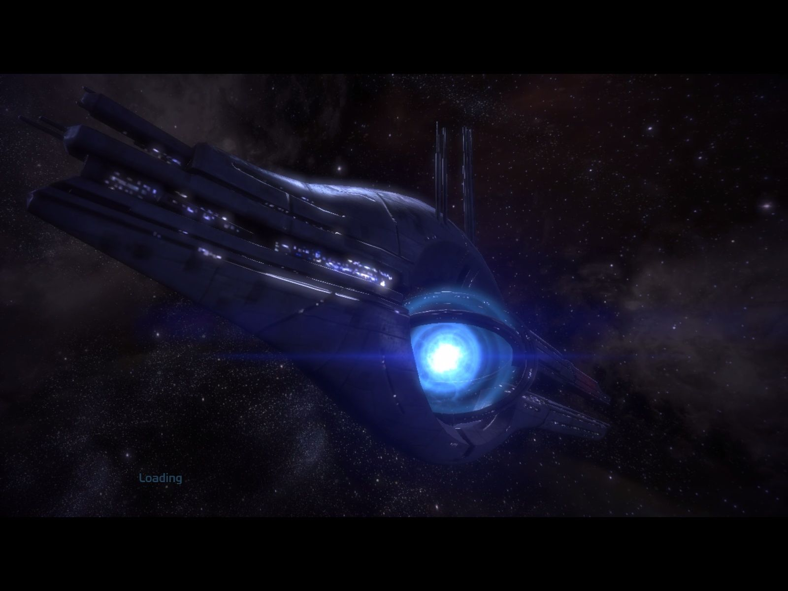 Mass Effect Windows Loading screen
