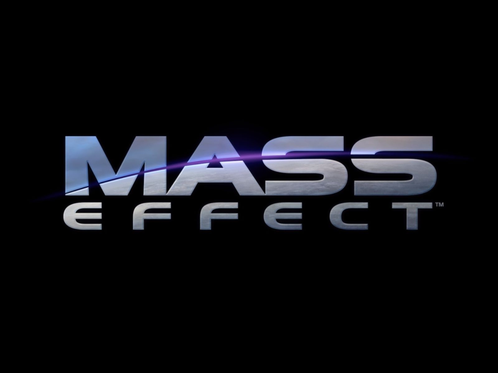 Mass Effect Windows Title screen