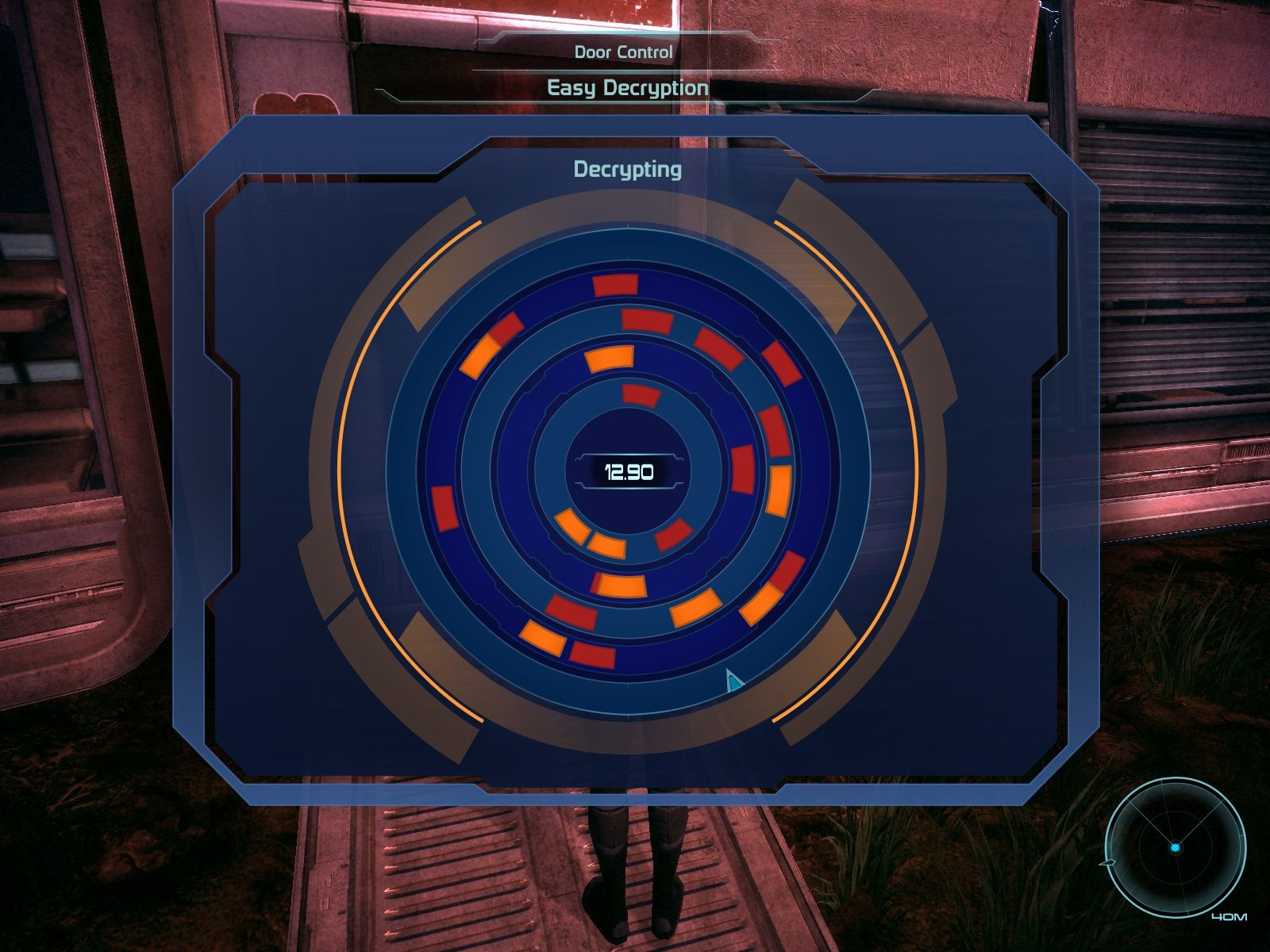 Mass Effect Windows The new mini game