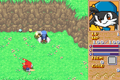 Klonoa Heroes: Densetsu no Star Medal Game Boy Advance Chest