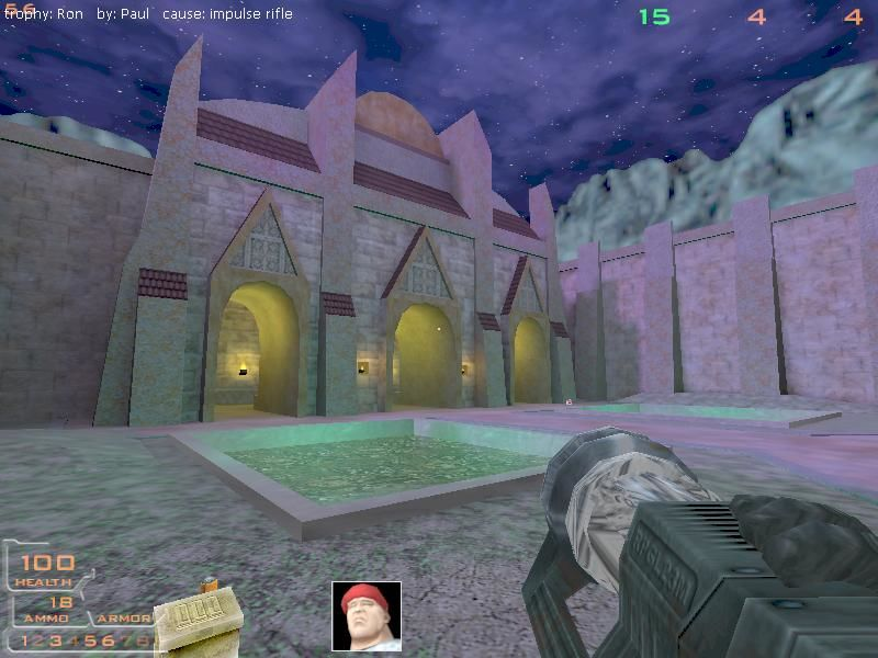Hired Team: Trial GOLD Windows Any resemblance to Quake III levels living or dead is purely coincidental.