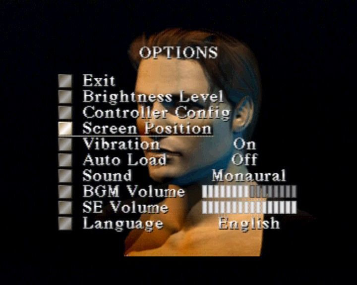 Silent Hill PlayStation SH offers variety of options.