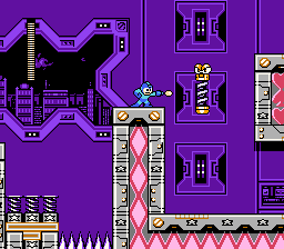 Rockman 7 Windows Lots of jumping things in this one of course.