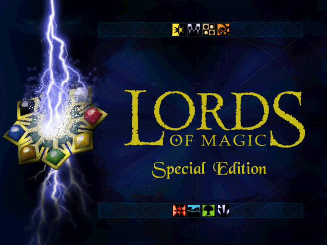 Lords of Magic: Special Edition 1