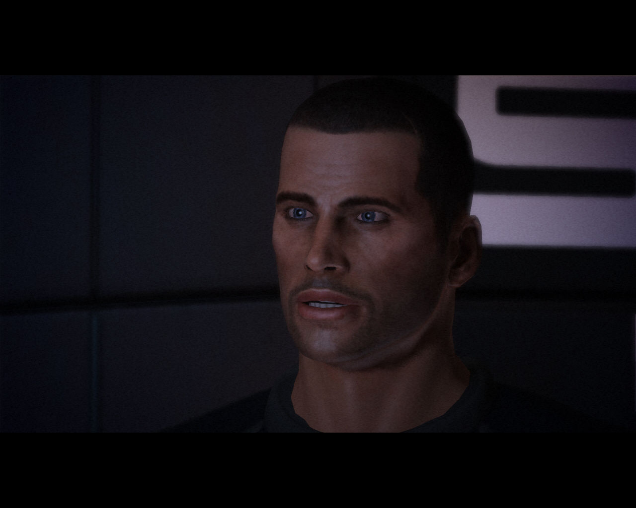 Mass Effect Windows Commander Shepard