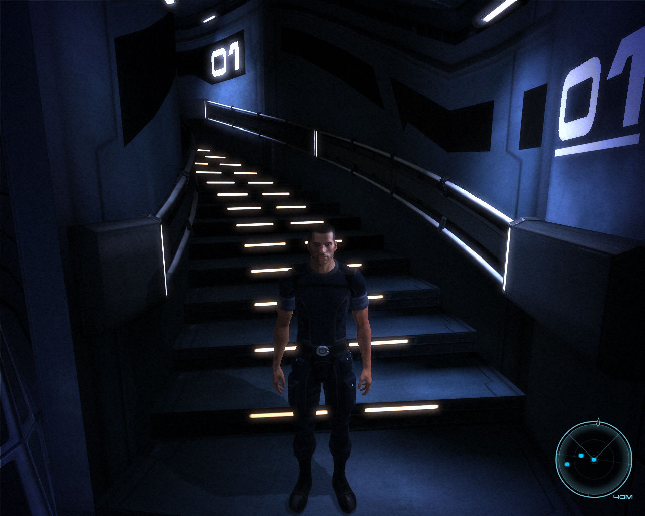 Mass Effect Windows Stairs to deck 01