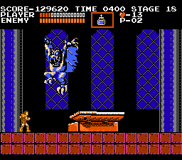 Castlevania NES Oh my God, what a despicable monstrosity!