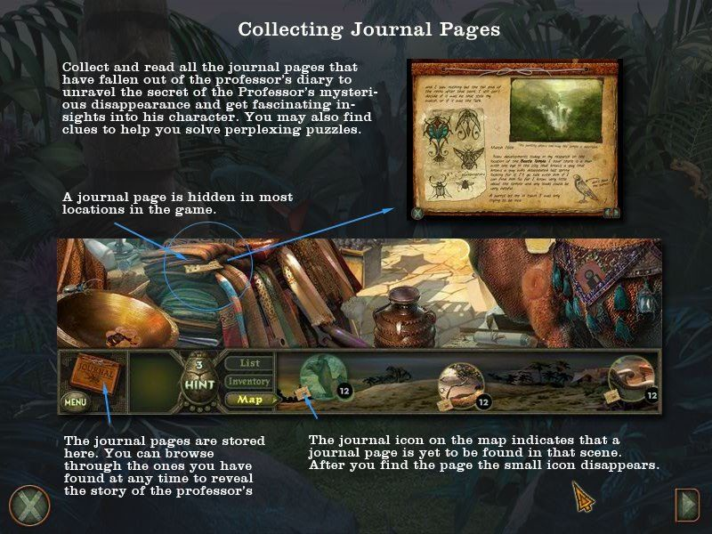 Hidden Expedition: Amazon Windows Collecting journal pages