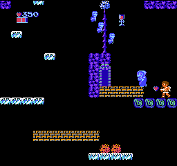 Kid Icarus NES If you get spotted by the reaper, he (or is it a she?) goes crazy, and calls for the reapettes. And they are more dangerous than they look.