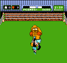 Mike Tyson's Punch-Out!! NES If you manage to punch Bald Bull in the middle of his bull-rush, he goes down in one hit.