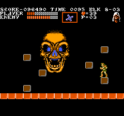 Castlevania III: Dracula's Curse  NES The Grim Reaper's second form looks scary, but is actually quite easy to kill.