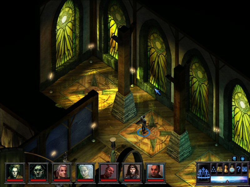 The Temple of Elemental Evil: A Classic Greyhawk Adventure Windows ToEE may have its flaws, but the isometric graphics are surely beautiful.