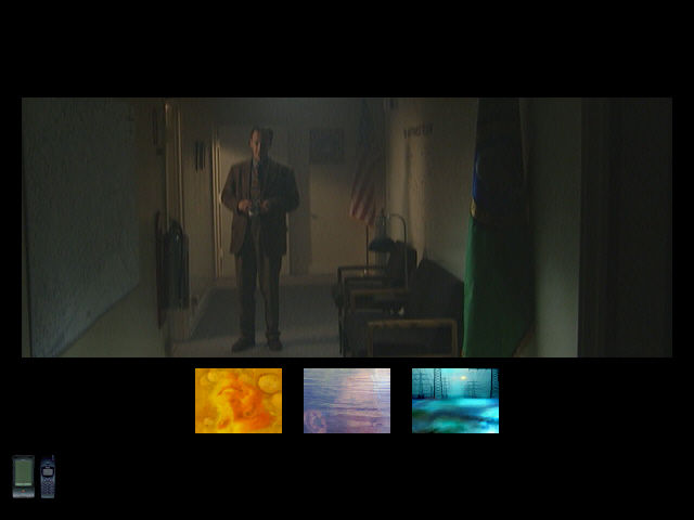 The X-Files Game Windows Conversation with images