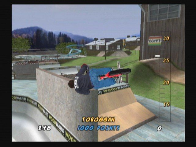dave mirra freestyle bmx 2 gamecube