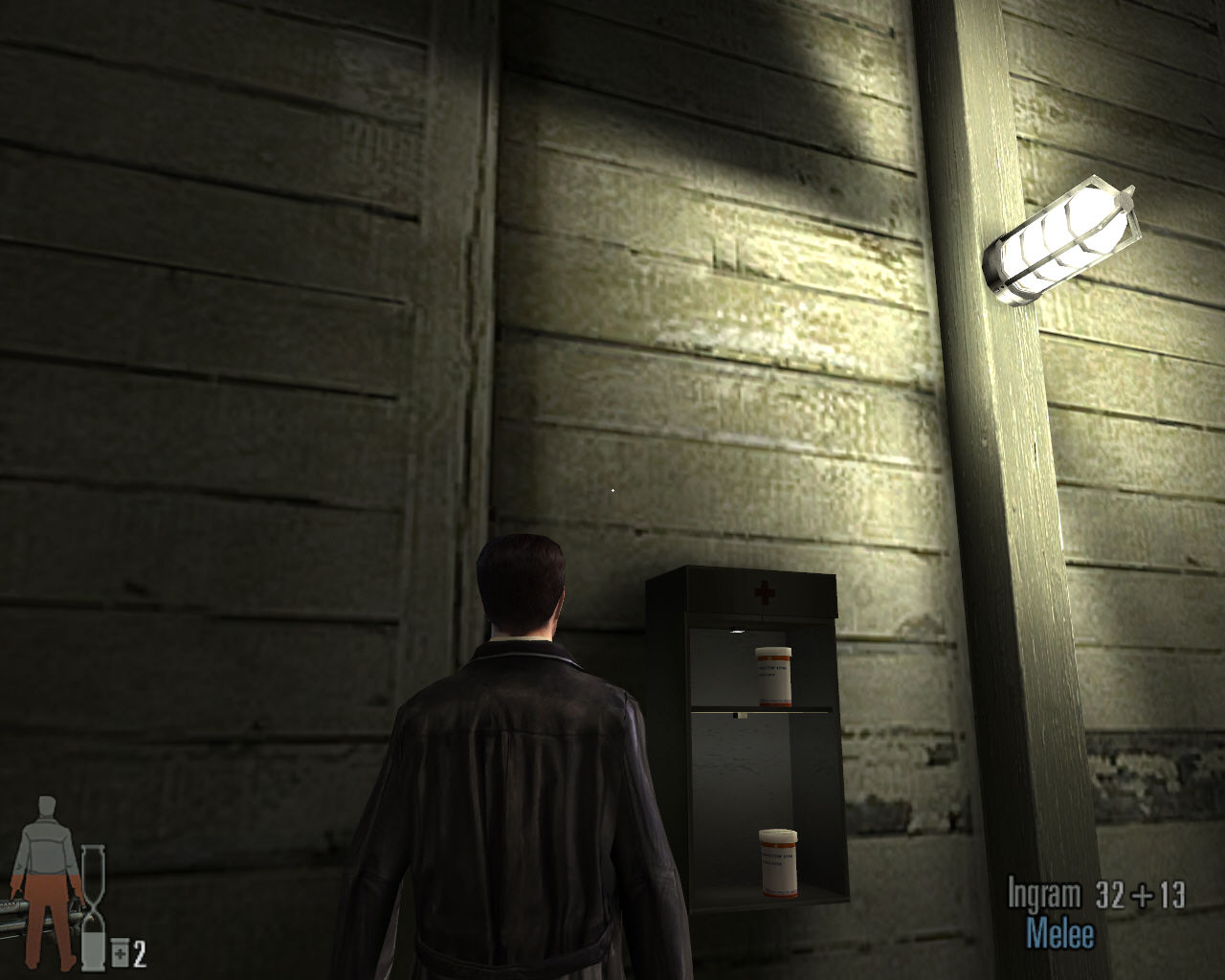 Max Payne 2: The Fall of Max Payne Windows Pill a day, keep the doctor away