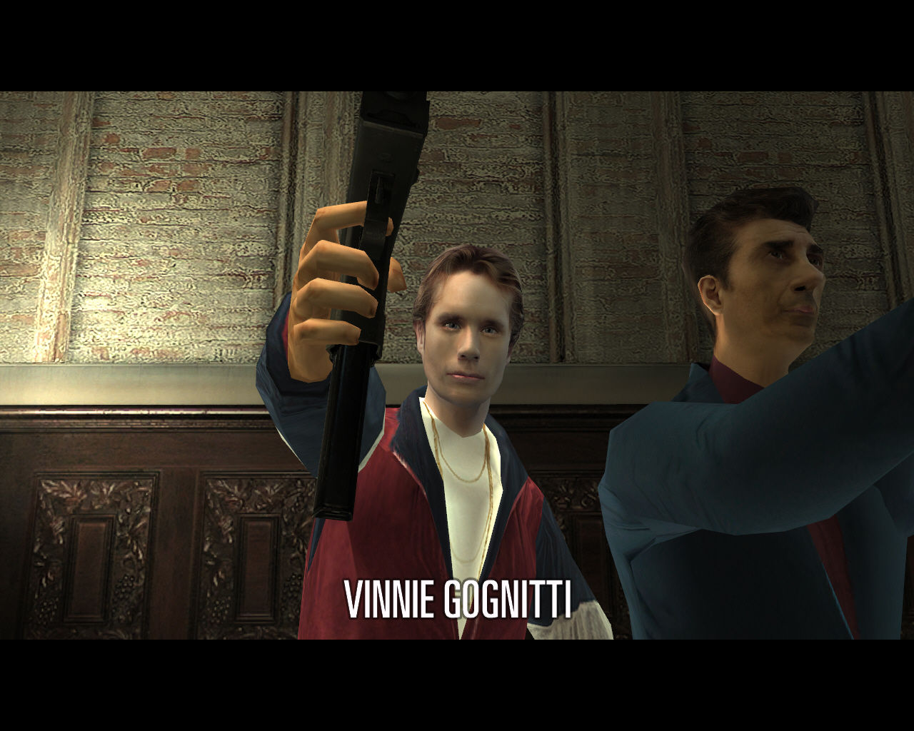Max Payne 2: The Fall of Max Payne Windows Vinnie Gognitti