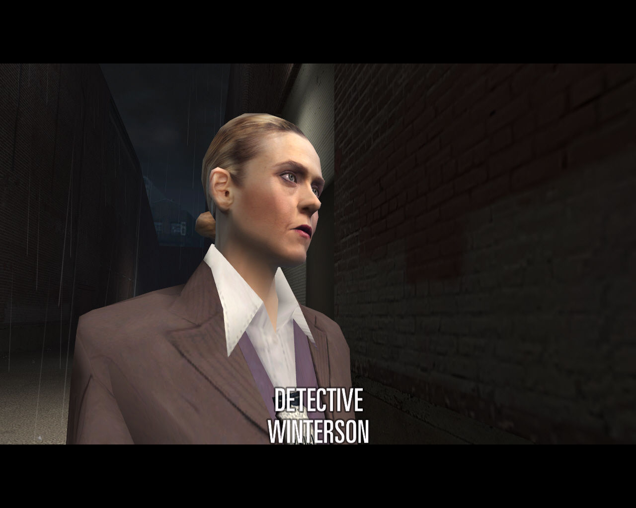 Max Payne 2: The Fall of Max Payne Windows Detective Winterson