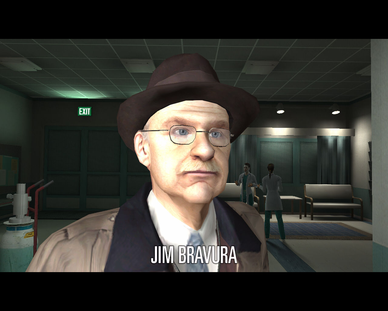 Max Payne 2: The Fall of Max Payne Windows Jim Bravura