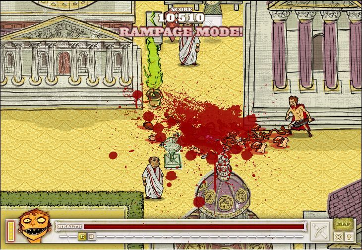 Viva Caligula! Screenshots for Browser - MobyGames