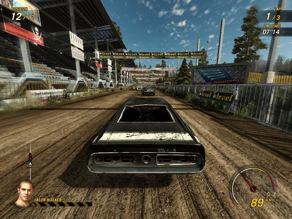 FlatOut: Ultimate Carnage Windows Here we go!