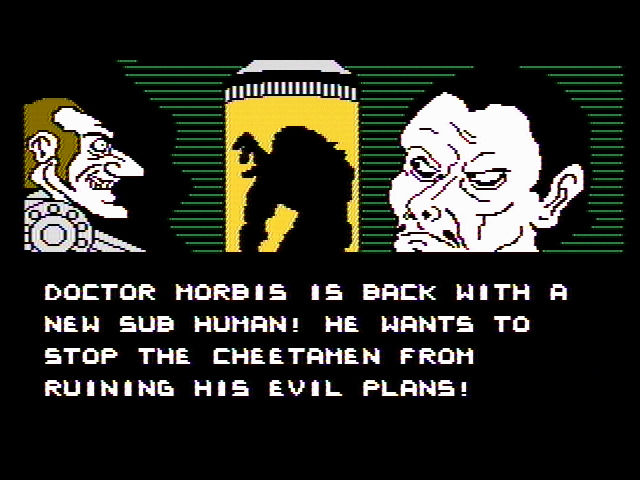 CheetahMen II NES The opening story