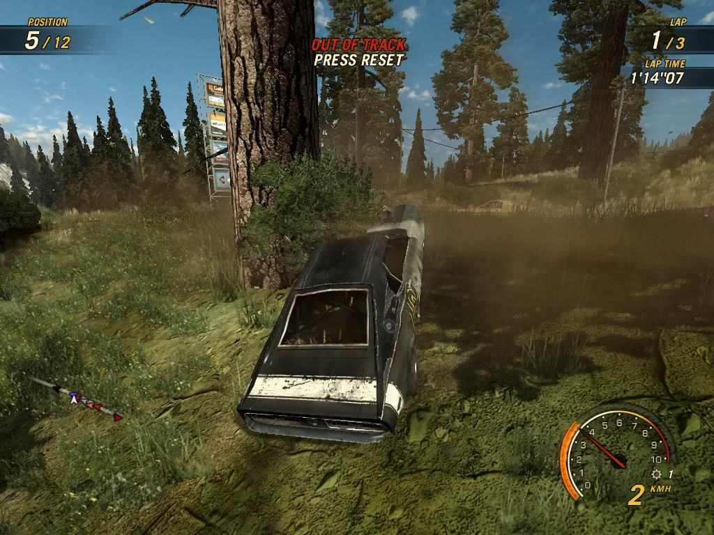 FlatOut: Ultimate Carnage Windows I failed again :(