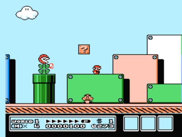 Image result for super mario bros 3 screenshot