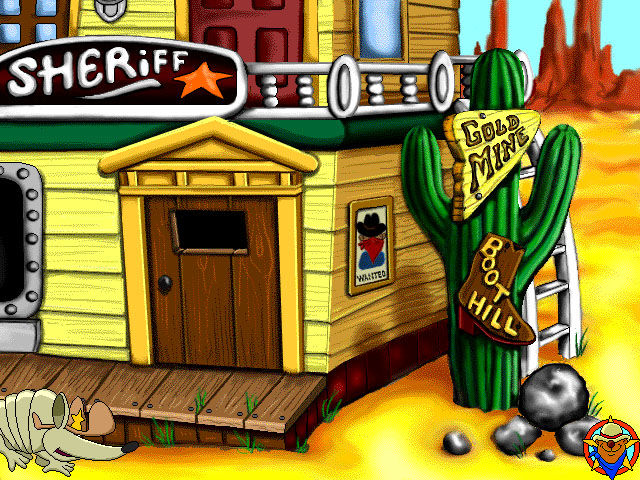 Fisher-Price Great Adventures: Wild Western Town Screenshots for Windows - MobyGames