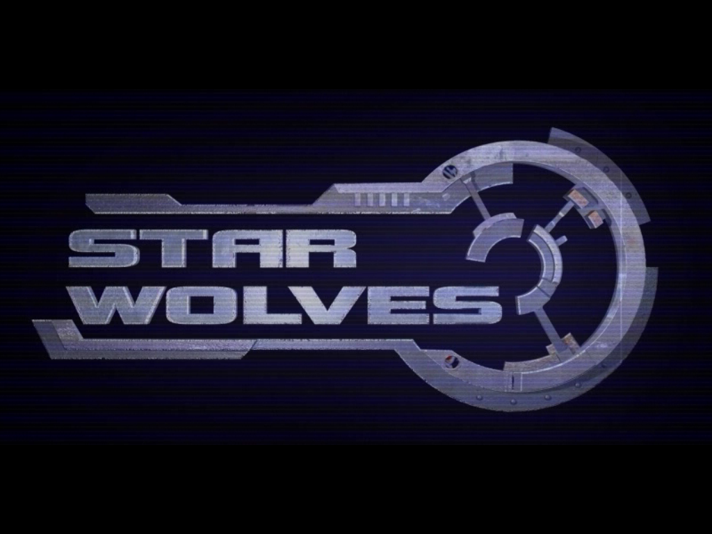 Star Wolves Windows Title screen