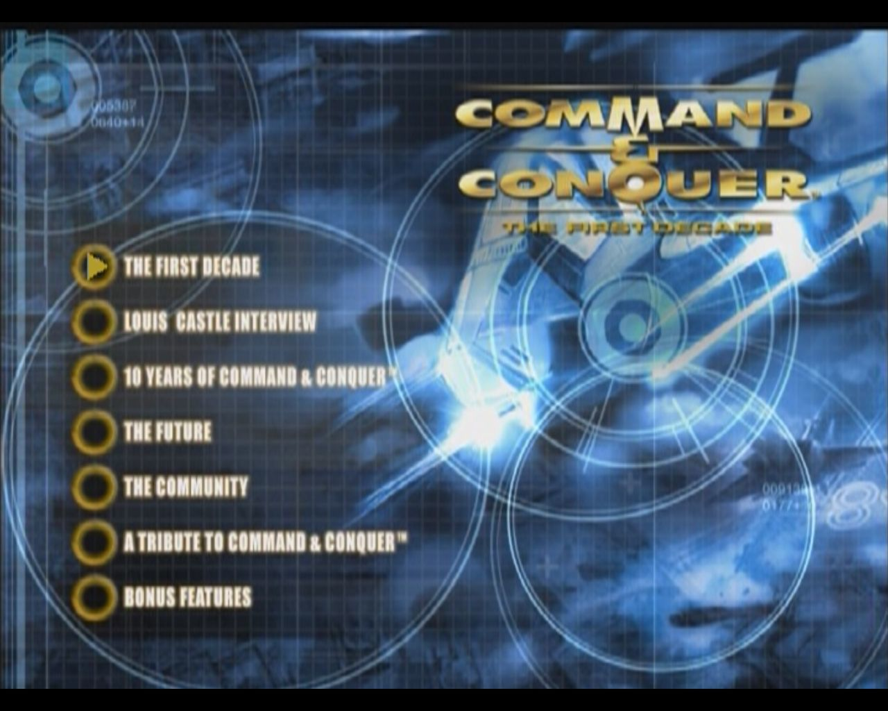 Command & Conquer: The First Decade 1