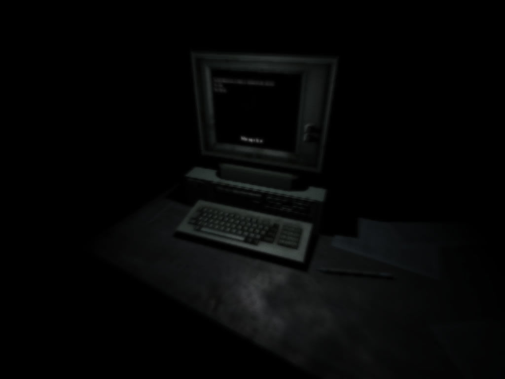 Penumbra: Requiem Windows Introduction sequence (a familiar start)