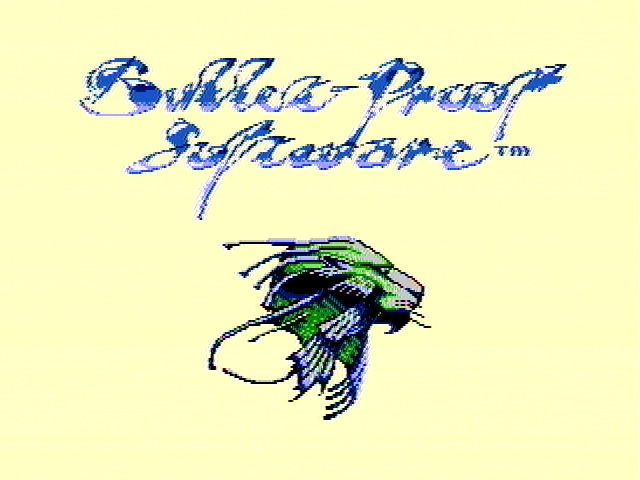 Pipe Dream NES Bullet-Proof Software logo