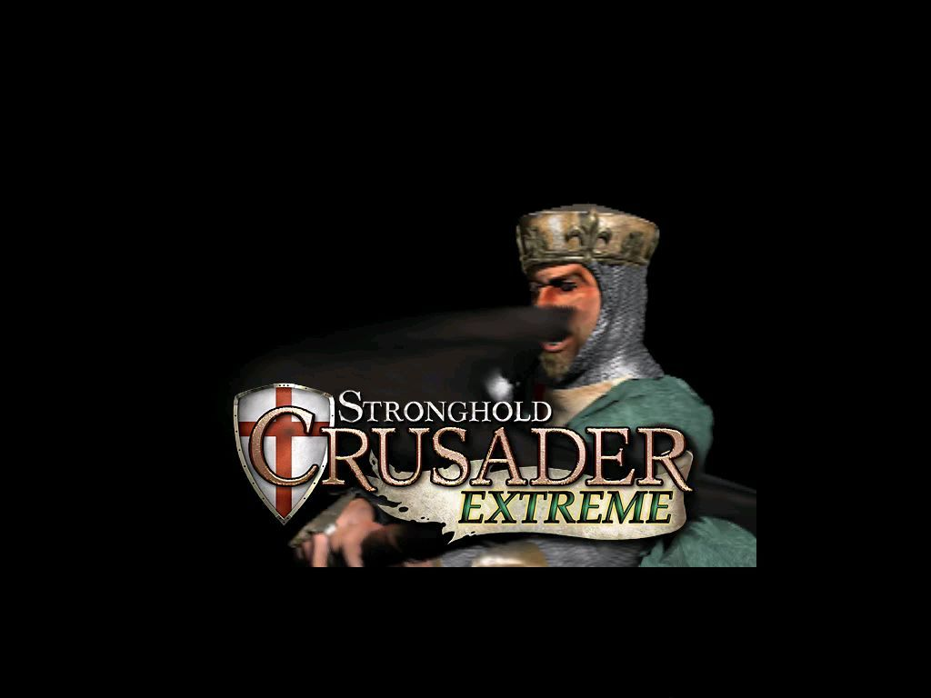 Stronghold Crusader Extreme Windows Title Screen