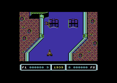 Last Duel: Inter Planet War 2012 Commodore 64 Got an enemy