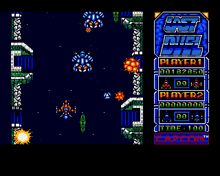 Last Duel: Inter Planet War 2012 Amiga Level 6